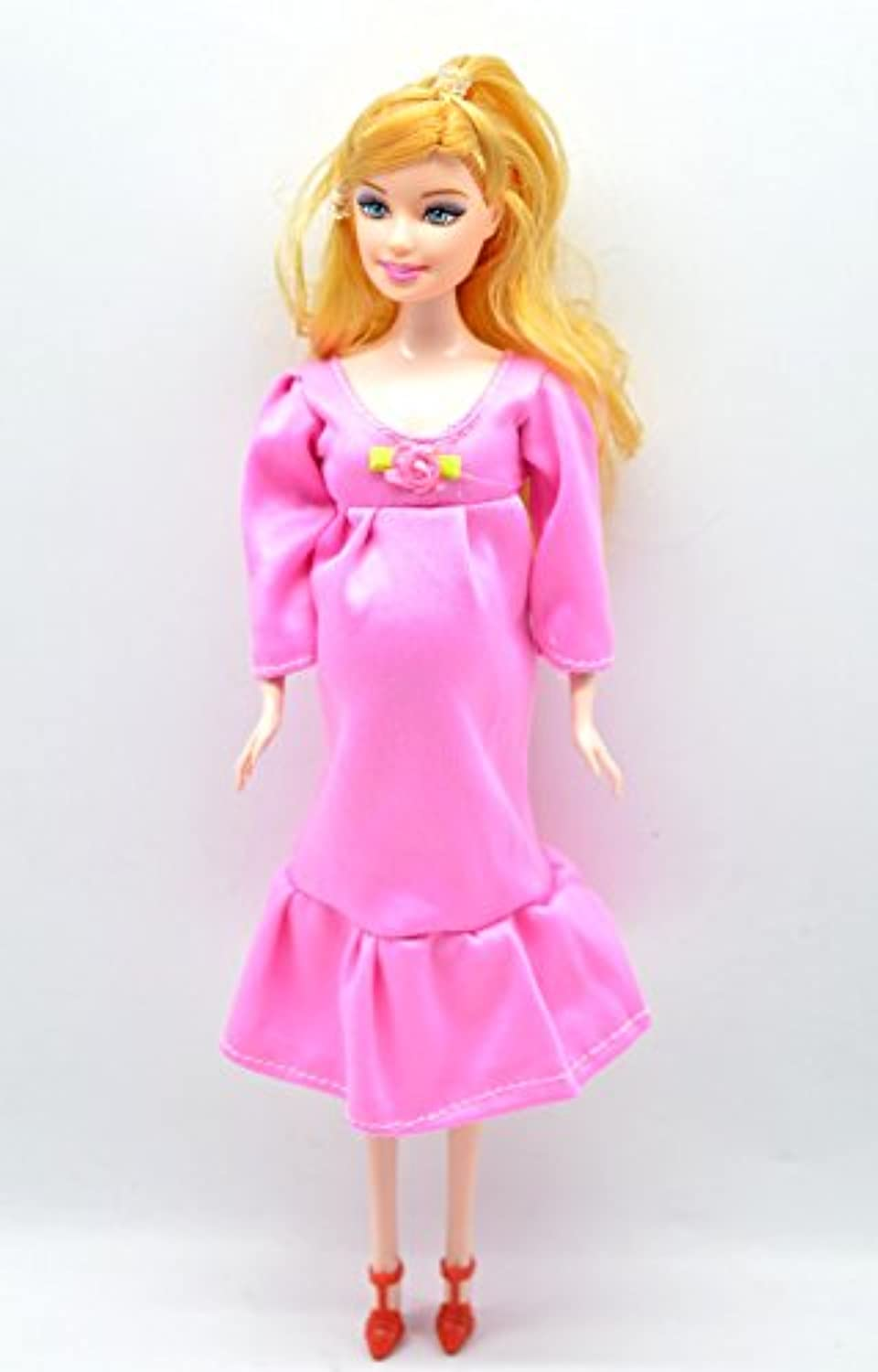 Pregnant For Barbie Doll,Have a Baby In Her Tummy,Pregnant Tummy and Baby