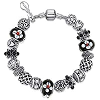 MESTIGE Daring Charm Bracelet with Crystals from Swarovski®, Gifts Women Girls