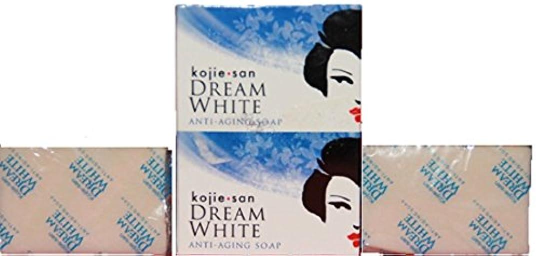 誤ベイビーオーバーヘッドKojie san Dream white Soap 2 pcs こじえさん ドリームホワイトニングソープ 2個 パック