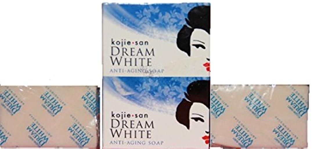 ブラウズ事シミュレートするKojie san Dream white Soap 2 pcs こじえさん ドリームホワイトニングソープ 2個 パック