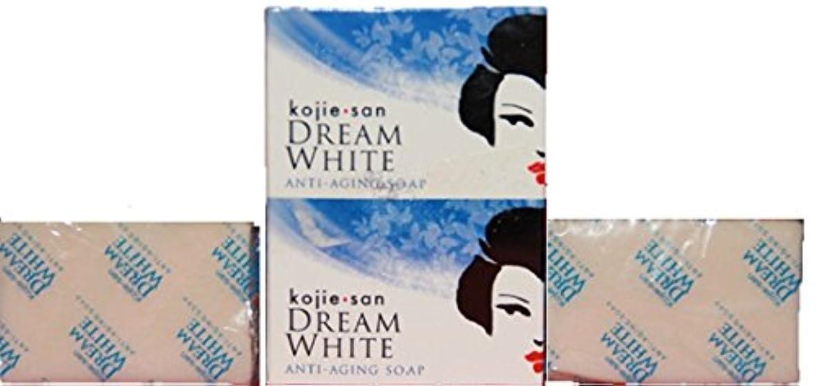 息子税金遺跡Kojie san Dream white Soap 2 pcs こじえさん ドリームホワイトニングソープ 2個 パック