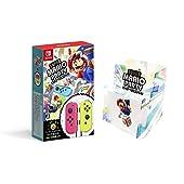 スーパー マリオパーティ 4人で遊べる Joy-Conセット -Switch (【Amazon.co.jp限定】オリジナル組み立てスマホペンスタンド 同梱)