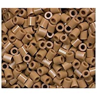 Perler Beads 1,000 Count-Light Brown by Perler