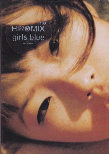 HIROMIX girls blue