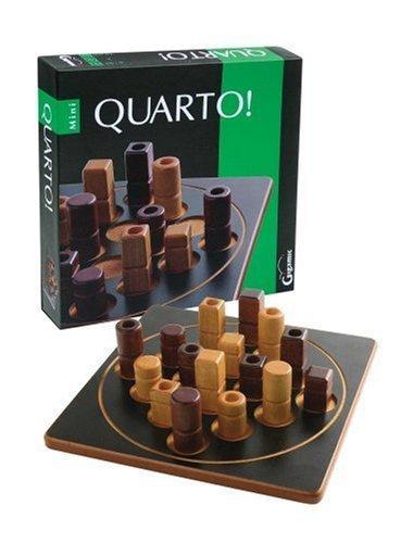 Gigamic クアルト! ミニ 携帯版/ QUARTO! MINI (並行輸入)