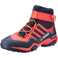 adidas Australia Men's Terrex Hydro_Lace Technical Water Sports Shoes, Hi-Res Red/Core Black/Chalk White