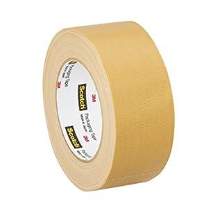 3M スコッチ ガムテープ 布梱包テープ 軽量用