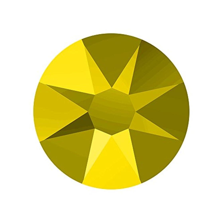 郵便屋さん精度衝突ネイルアートパーツ クリスタルオーラム SS5:1.8~1.9mm 1440P