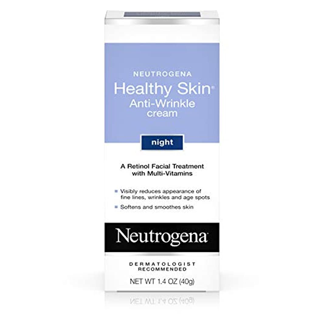 ダイアクリティカル広々チョコレートNeutrogena healthy skin anti wrinkle cream, original formula - 1.4 oz (並行輸入品)