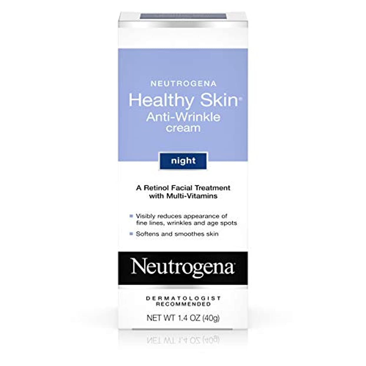 エキス受けるひらめきNeutrogena healthy skin anti wrinkle cream, original formula - 1.4 oz (並行輸入品)