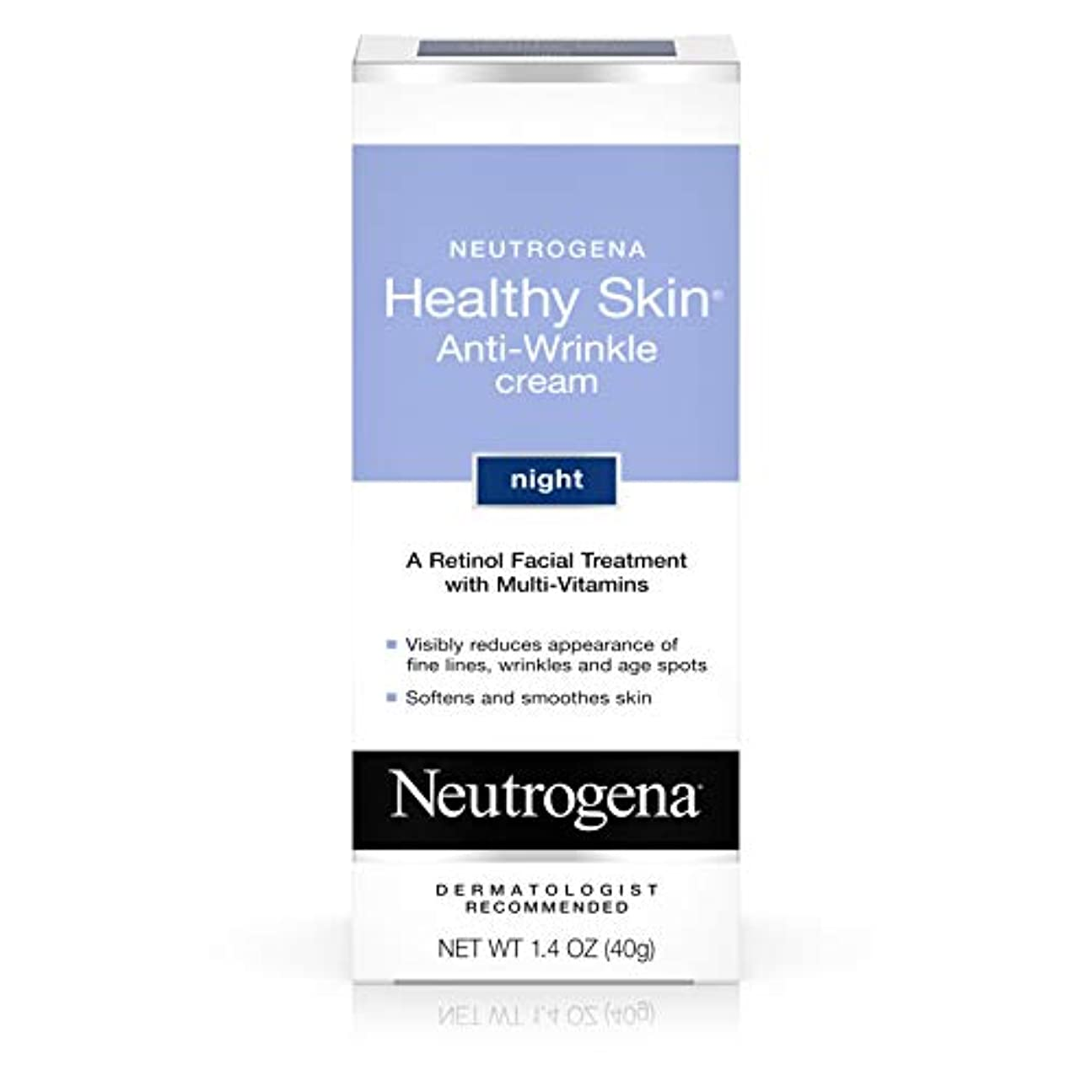 ダルセットカポックバランスNeutrogena healthy skin anti wrinkle cream, original formula - 1.4 oz (並行輸入品)