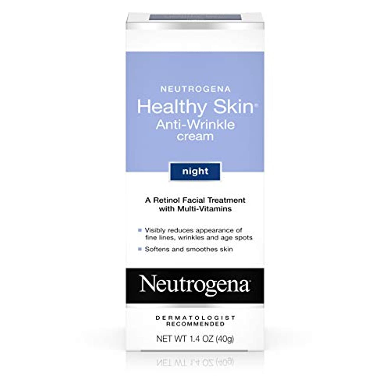 返還ウガンダ一時的Neutrogena healthy skin anti wrinkle cream, original formula - 1.4 oz (並行輸入品)