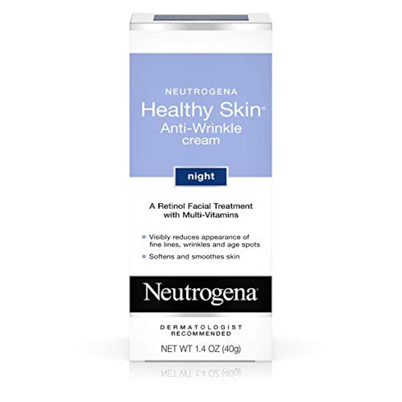 ピストル小屋削るNeutrogena healthy skin anti wrinkle cream, original formula - 1.4 oz (並行輸入品)