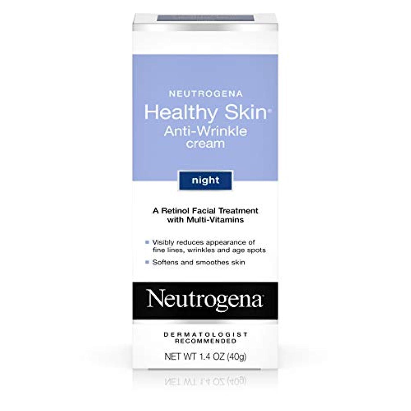 著者スカウトトレードNeutrogena healthy skin anti wrinkle cream, original formula - 1.4 oz (並行輸入品)