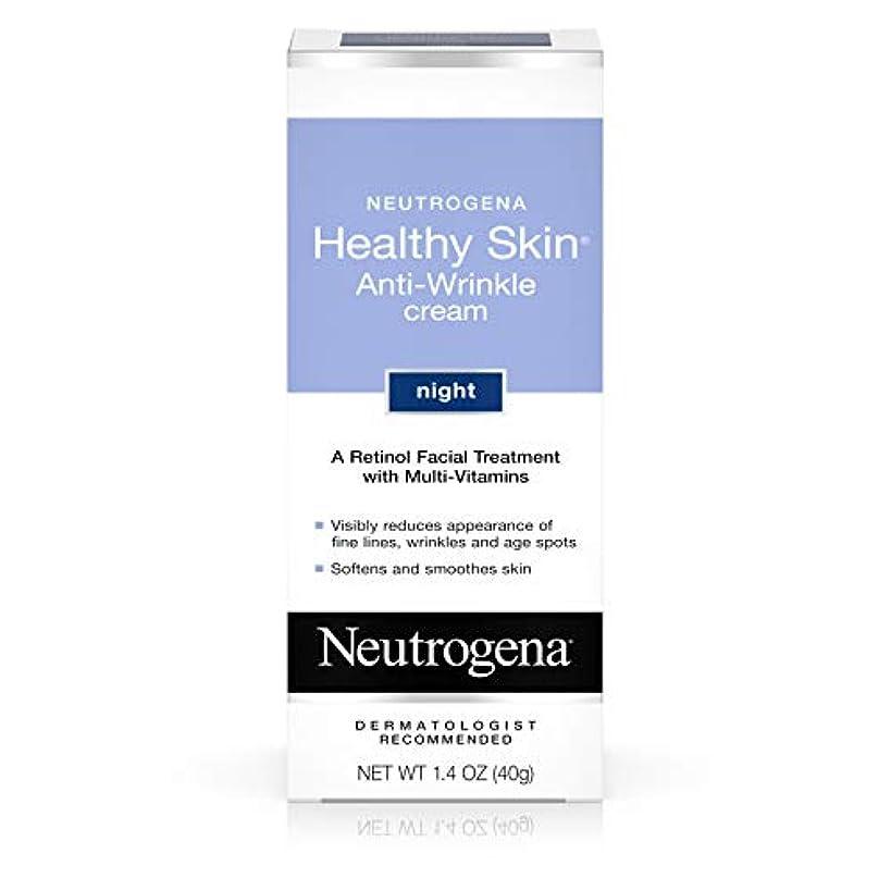 Neutrogena healthy skin anti wrinkle cream, original formula - 1.4 oz (並行輸入品)