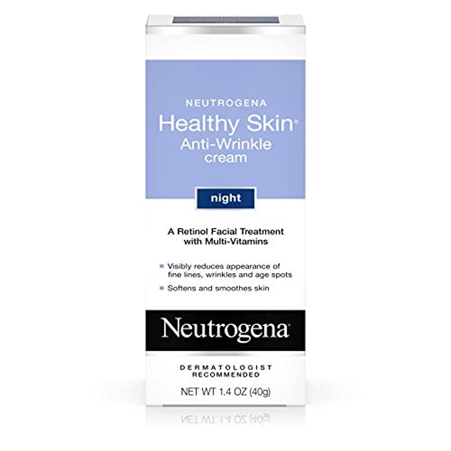 トラップドラム湿地Neutrogena healthy skin anti wrinkle cream, original formula - 1.4 oz (並行輸入品)