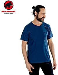 (マムート)MAMMUT アウトドア Tシャツ MVS プリント Tシャツ 1017-00420 [メンズ]