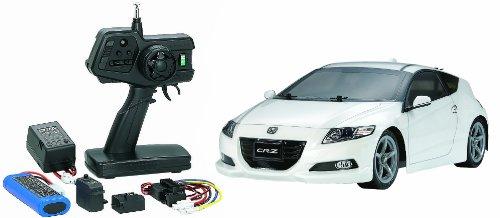 1/10 XBシリーズ No.117 XB Honda CR-Z  (TT-01 TYPE-Eシャーシ) プロポ付き完成品 57817