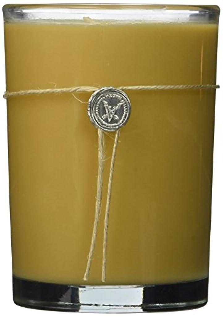 フロンティア宗教一目VOTIVO グラスキャンドル レッド カラント