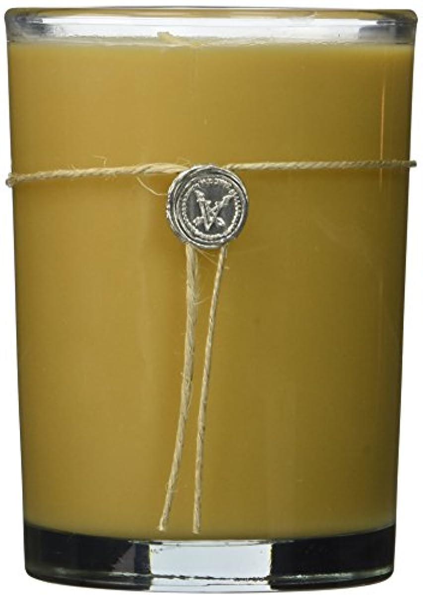 爵プレミア鉛VOTIVO グラスキャンドル レッド カラント