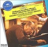 モーツァルト:ピアノ協奏曲第20番、第21番 画像