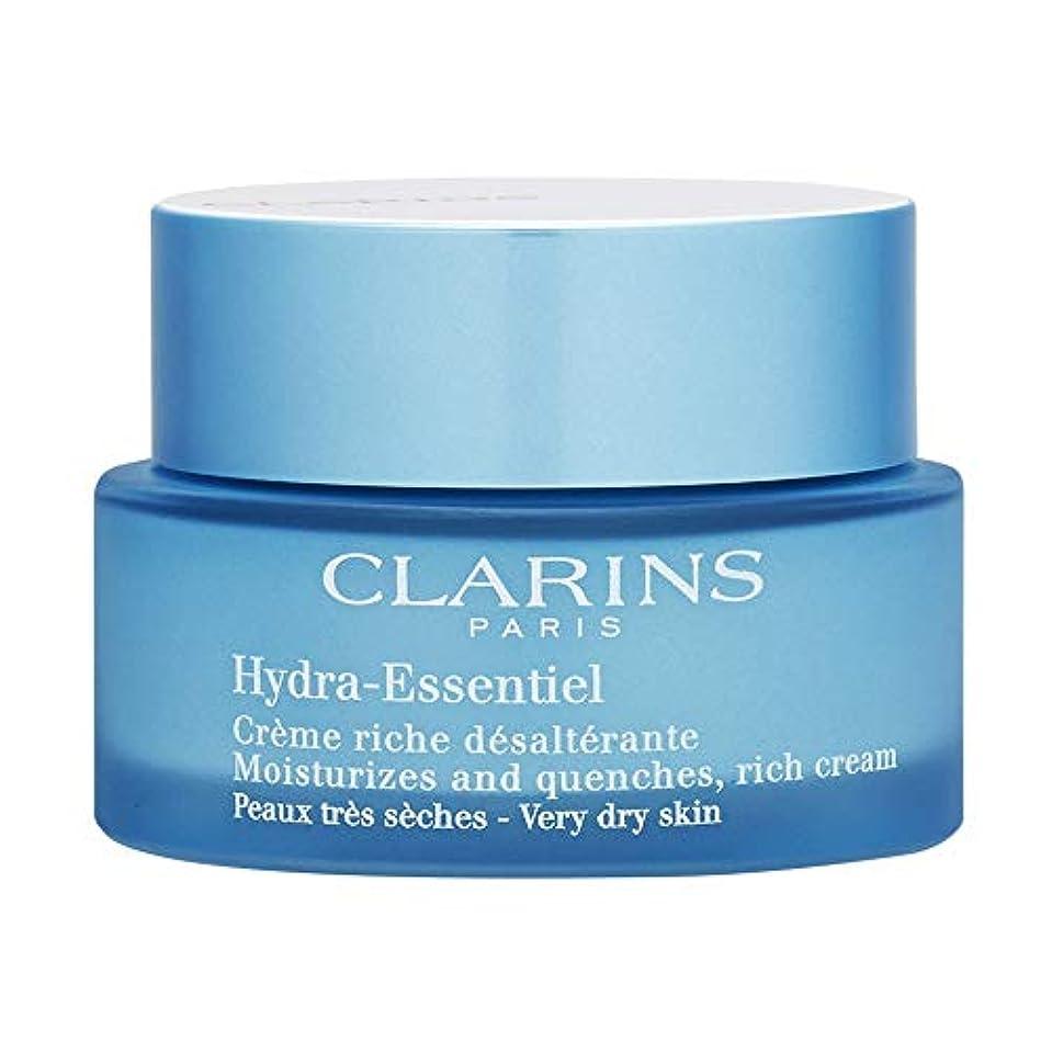 気を散らす代表する性差別クラランス(CLARINS) イドラエッセンシャル リッチクリーム(超乾燥肌) 50ml [並行輸入品]