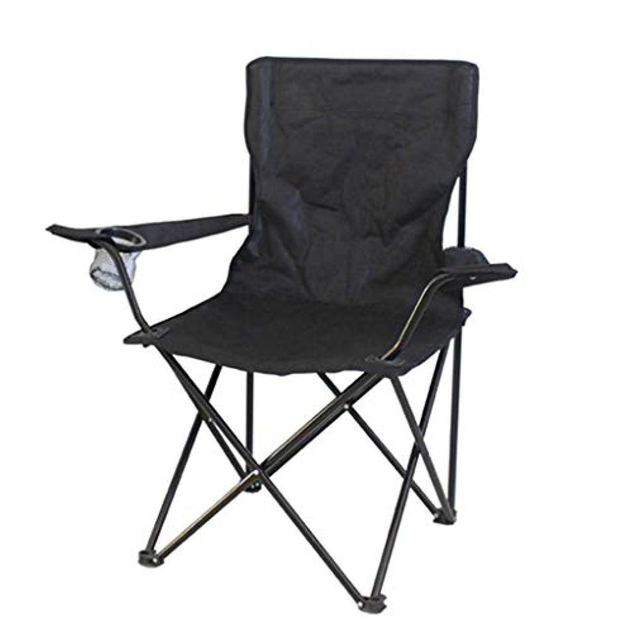 くぼみスリンクプラカード折りたたみキャンプチェアとキャリーバッグ - 軽量で丈夫な屋外シート - キャンプ、フェスティバル、庭園、キャラバン旅行、釣り、ビーチ、バーベキューに最適