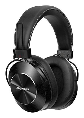 パイオニア Pioneer SE-MS7BT Bluetoothヘッドホン 密閉型/ハイレゾ対応(コード接続時) ブラック SE-MS7BT-K  【国内正規品】