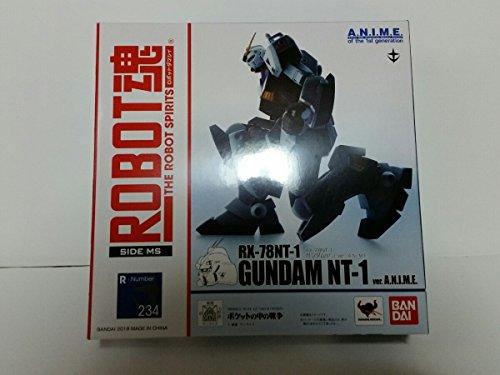 ROBOT魂 -ロボット魂-〈SIDE MS〉 RX-78NT-1 ガンダムNT-1 ver. A.N.I.M.E. 『機動戦士ガンダム0080 ポケットの中の戦争』