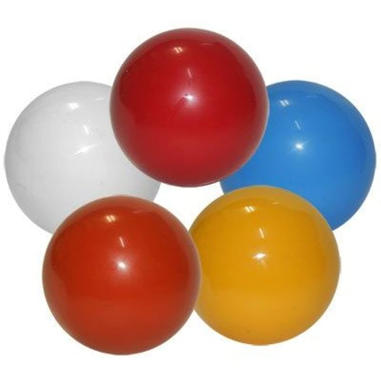 ソフトロシアンボール(Lサイズ) NRB-49 色:オレンジ