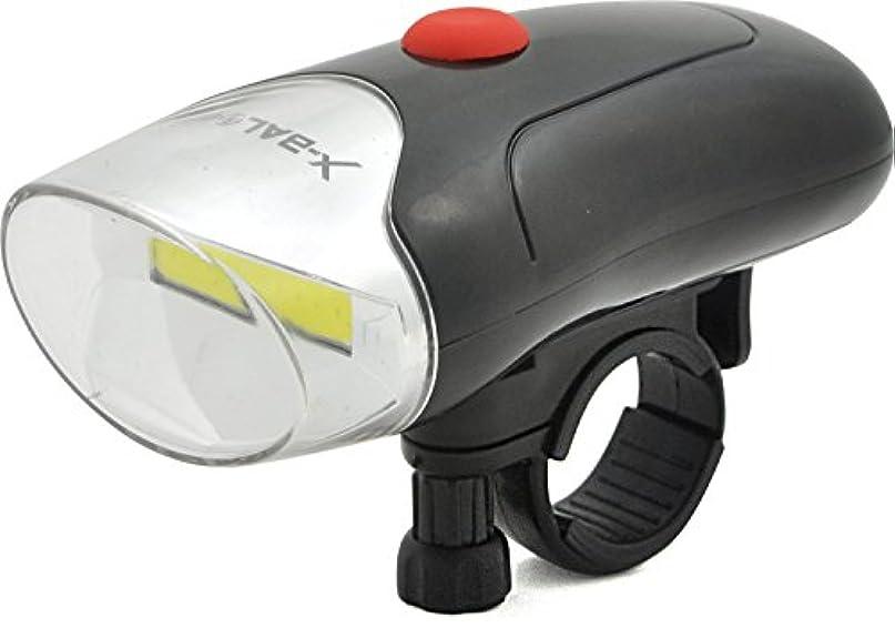 提出するお父さんすみませんPLATA LED 自転車 サイクルライト 【 ブラケット式 】 3段階光量調節 ハイパワー 高輝度 白色LED