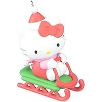 Hallmark Keepsake 2017 Hello Kitty Christmas Ornament [並行輸入品]