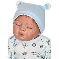 SanyDoll Rebornベビー人形ソフトシリコン21インチ52 cm磁気Lovely Lifelike Cute Lovely Baby b0763 m3 C3 W