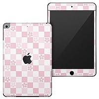 igsticker iPad mini 4 (2015) 5 (2019) 専用 apple アップル アイパッド 第4世代 第5世代 A1538 A1550 A2124 A2126 A2133 全面スキンシール フル 背面 液晶 タブレットケース ステッカー タブレット 保護シール 006298