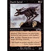 Magic: the Gathering - Dauthi Jackal - Exodus