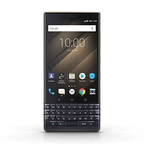 BlackBerry KEY2 LE Champagne シャンパンゴールド【日本正規代理店品】