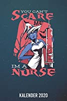 Kalender 2020: Krankenschwester A5 Kalender Planer fuer ein erfolgreiches Jahr - 110 Seiten