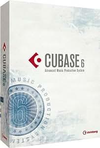 CUBASE6 アカデミック版Steinberg 輸入版