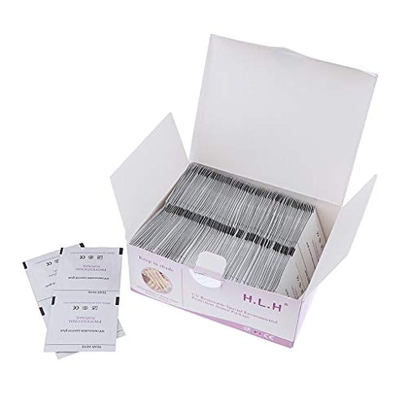 医薬品に付ける拮抗するToygogo 200 ピース/個ネイルアートポリッシュUVビルダージェルパッドを削除ワイプマニキュアクリーナーアプリケーション簡単にキット