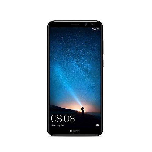 Huawei 5.9インチ Mate 10 lite SIMフリースマートフォン グラファイトブラック※クリアケース付属※【日本正規代理店品】Mate 10 lite/Graphite Black Mate 10 lite/Graphite Black