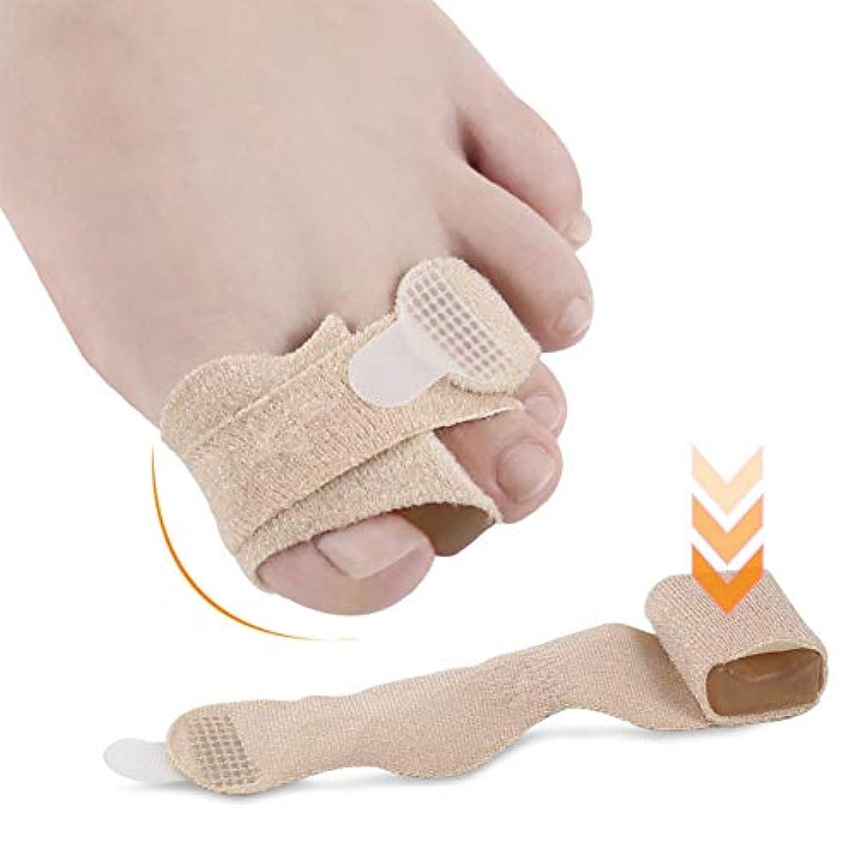 収束順番お手入れKISSION 親指外反矯正 大骨矯正ベルト つま先セパレーター つま先外反装具 つま先矯正つま先セパレーター つま先の痛みを和らげる