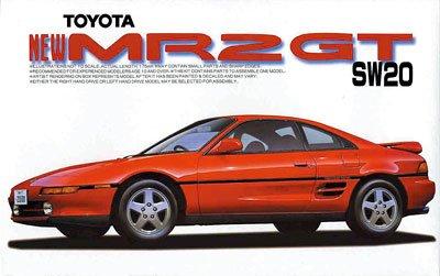 フジミ模型 1/24 インチアップシリーズNo.40 トヨタ SW20 MR2 '93