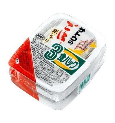 サトウ食品 サトウのごはん 銀シャリ 200g×3個パック×12セット (36個)
