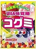 味覚糖 コグミ国産果汁 85g×10袋