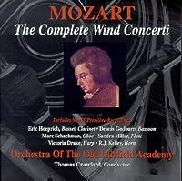 Mozart;Complete Wind Concs