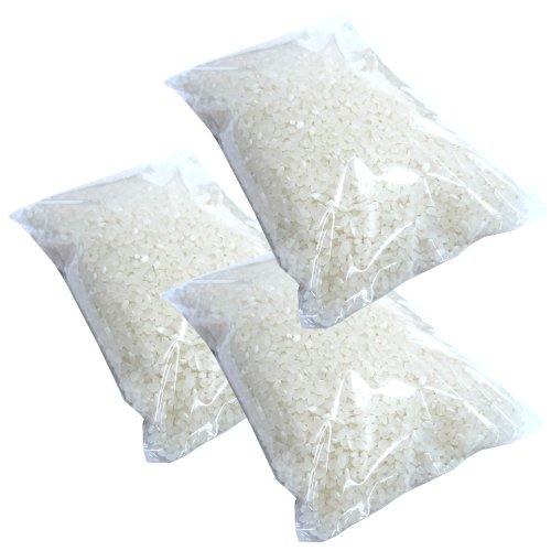 【無洗米】 田村清一さんの 新潟 岩船産 コシヒカリ 3kg(1kg×3袋)