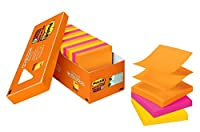 Post-it Super Sticky Pop-up Notes Rio de Janeiro Collection 90 Sheets/Pad (R330-18SSAUCP) [並行輸入品]