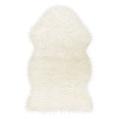RoomClip商品情報 - IKEA(イケア) TEJN 10229078 フェイクシープスキン, ホワイト