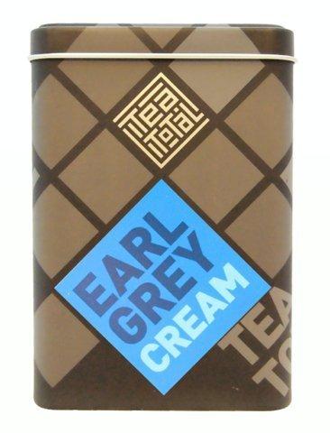 ティートータル アールグレイ クリーム 20包入り缶 ニュージーランド産 紅茶 フレーバーティー