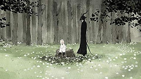 「とつくにの少女」第8巻限定版に短編アートアニメDVD&小冊子